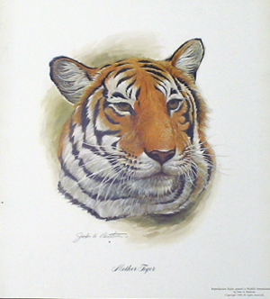 Ruthven Print